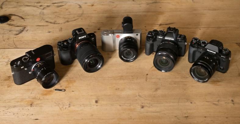 Rogue's Gallery - Leica M, Sony A7, Leica T, Olympus OMD E-M1, Fujifilm X-T1